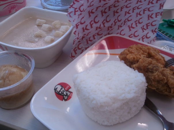 Kentucky Fried Chicken: Philippine Style, IshIsm.com
