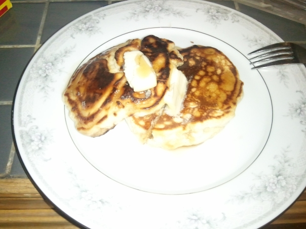 Pancakes for the hungry runner, www.ishism.com