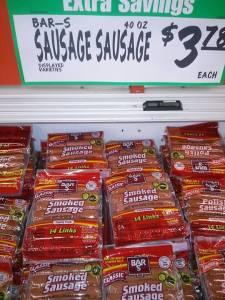 sausage sausage