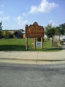 Old Town Artist Village in Berea Kentucky