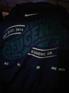 2014 Eugene Marathon - Oregon