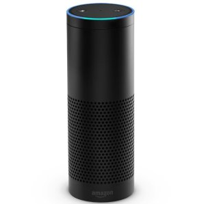 Amazon Echo: Always Ready, Connected, and Fast